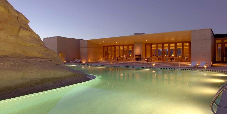 Fancy a swim 10 amazing pools that will seduce you for Design hotel utah