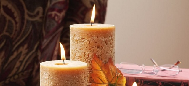 decor Even the turkey will like your decor candles thanksgiving decorations 962x8351
