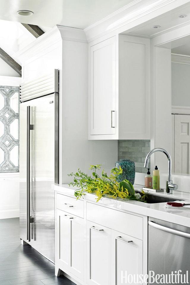 Best kitchens 2013: white kitchen in Ne York small kitchen