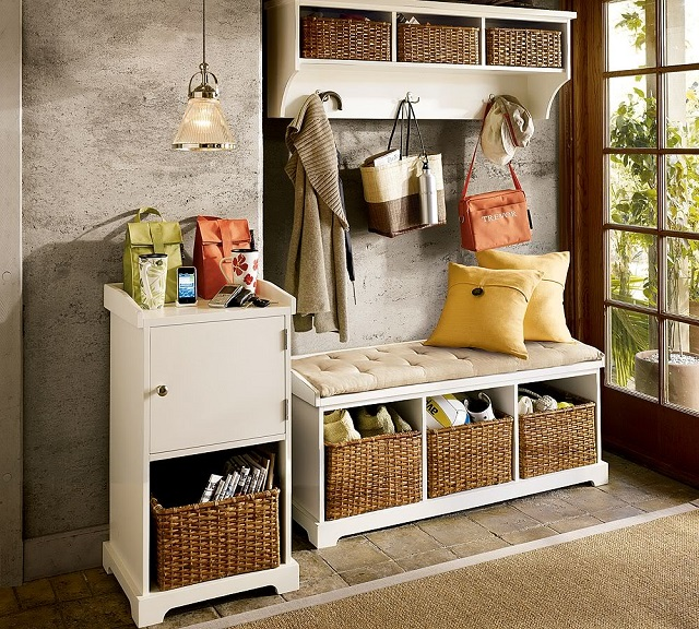 organize-your-home-make-your entryway  your home