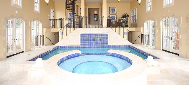 indoor pools Outstanding and luxurious indoor pools Indoor Pool 81