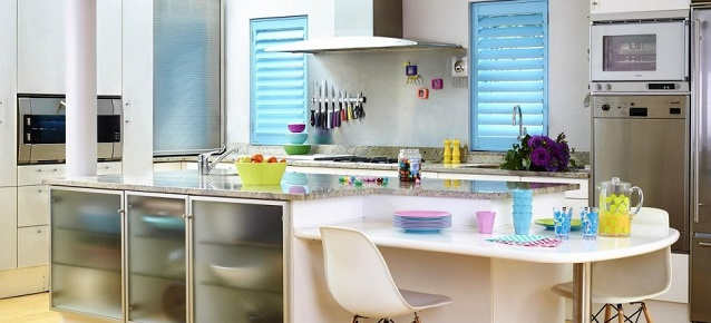 small kitchen How to decorate a small kitchen small kitchen interior white color look clean and fancy 945x7071