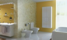 bathroom ideas Easy bathroom ideas: create an amazing space stunning pretty yellow bathroom interior design ideas1 234x141