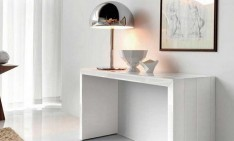 console tables How to decorate with console tables console table 234x141