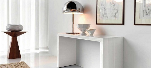 console tables How to decorate with console tables console table