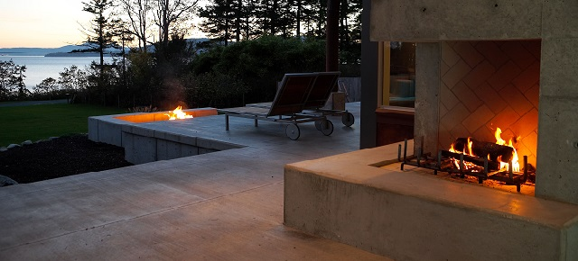 """Stylish and ecofriendly fire pits"""