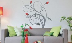 """""""How to decorate with wallpaper - tips by Elle Decor"""""""