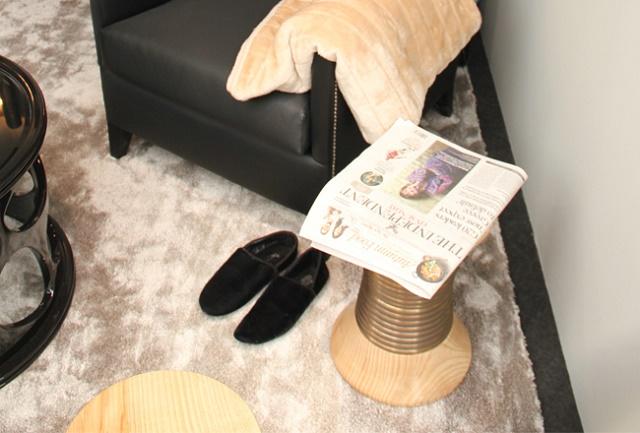 "Be comfortable: ""set a comfy corner"" reading corner Be comfortable: set a comfy reading corner sandstorm rug 1"