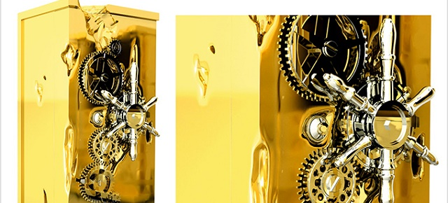 """""""Unique and luxurious safe for your home"""""""