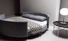 """5 good looking beds you have to see"" outstanding beds 5 outstanding beds you have to see Contemporary Sofa and Bed from Saba Italia1 234x141"