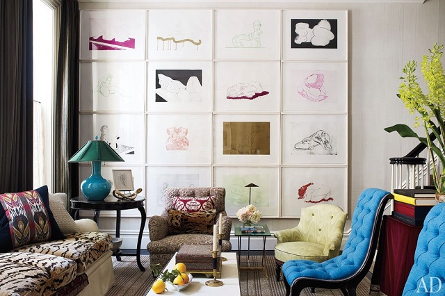 """""""Home decor mistakes: what you should't do"""" Home decor mistakes Home decor mistakes: what you shouldn't do item3 rendition slideshowWideHorizontal jeffrey bilhuber trey laird 04 living room"""