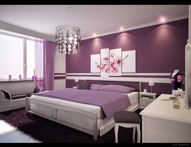 Bedroom Color Schemes The Best To Have More Sleep And