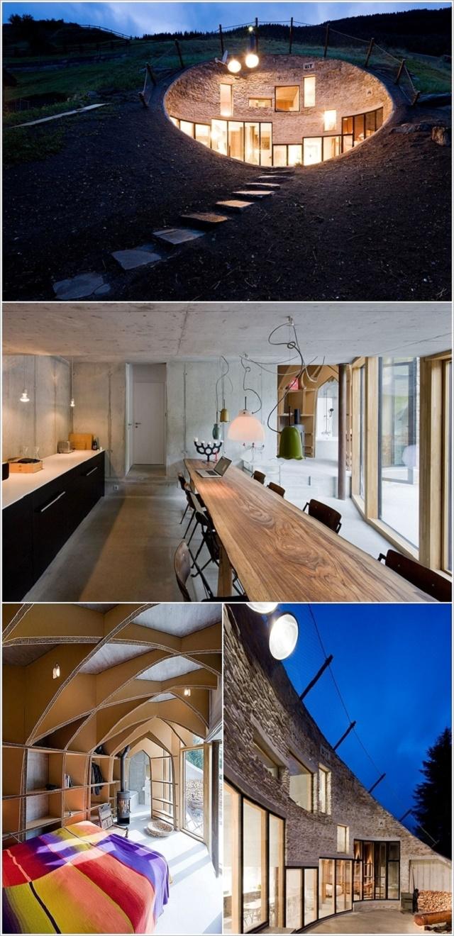 """Creative and unusual designs"" unusual home designs Creative and unusual home designs 3"