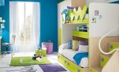 kid's bedrooms Colorful and modern kid's bedrooms 5 Kids room design1 234x141