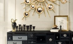 black themed decoration Transform your house with a black themed decoration mondrian by boca do lobo1 234x141