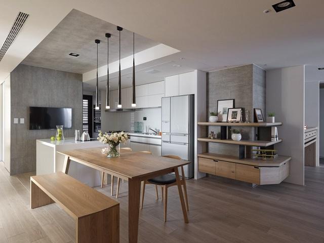 Dining-room-asian-minimalist-style
