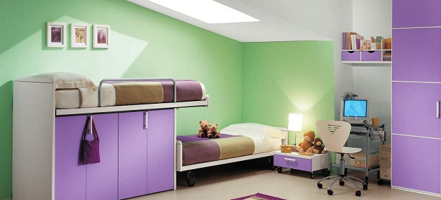 """The best tips to decorate your kid's room"" kid's room The best tips to decor your kid's room Green Kids room Design ideas"