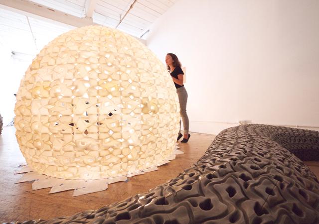 """Use potatoes to build your home: strange architectural materials"" architectural materials Use potatoes to build your home: strange architectural materials Saltygloo4"