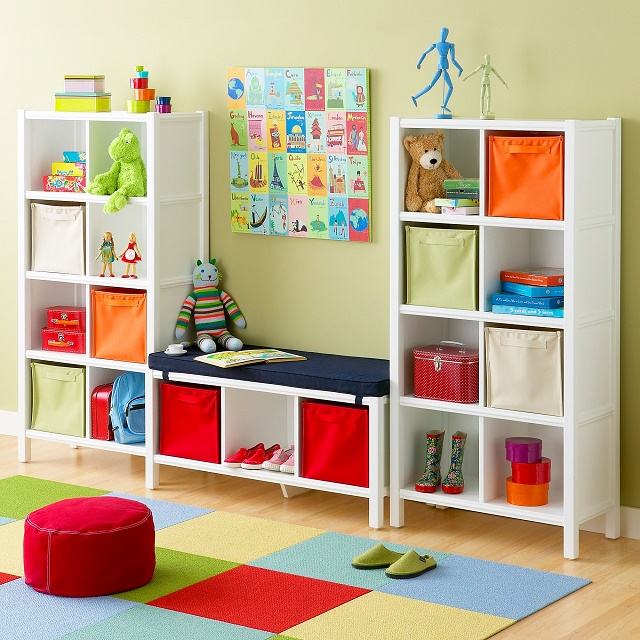 """The best tips to decorate your kid's room"" kid's room The best tips to decor your kid's room kids storage"