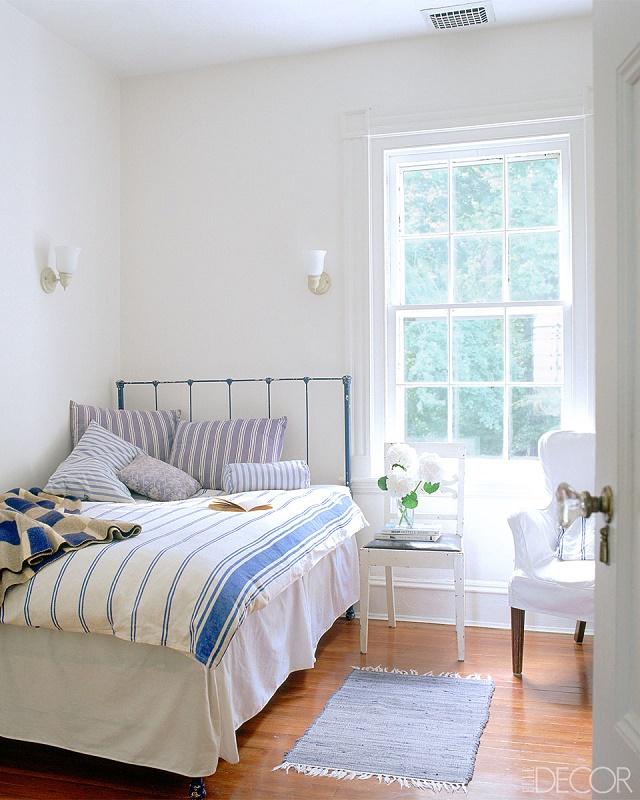 Elle Decor Presents: Nine Outstanding Summer Bedrooms