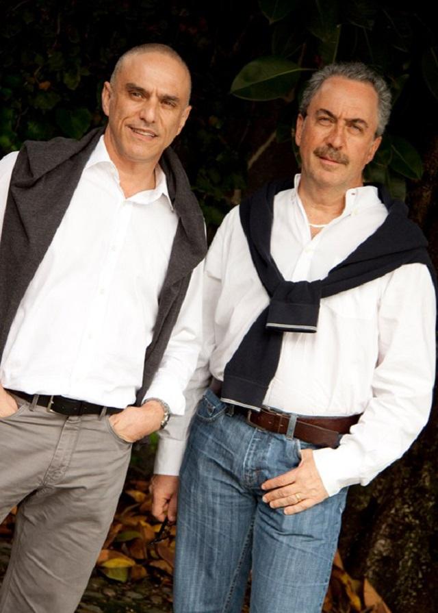 Carlos and Gerard Pascal Gerardo Pascal