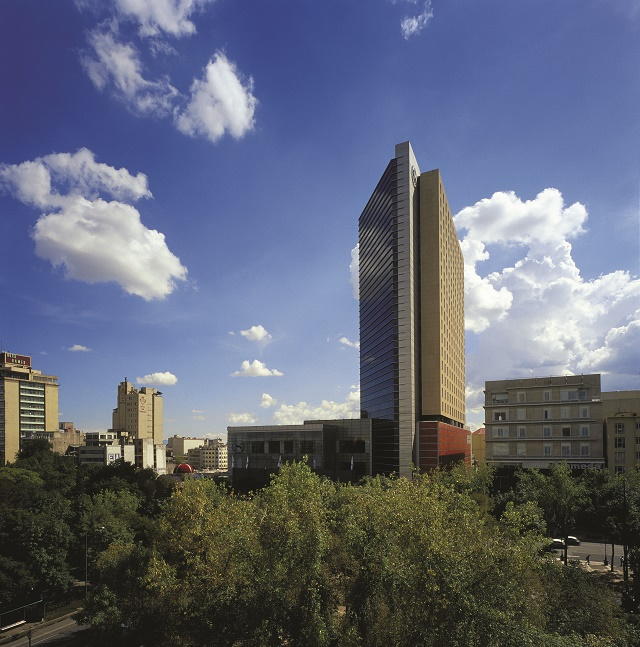 Hotel Hilton Reforma by Pascal Arquitects Gerardo Pascal