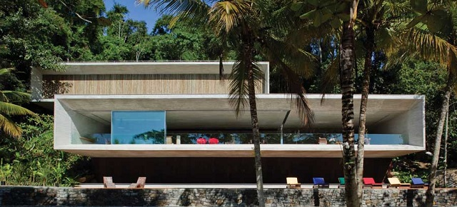 architecture in Brazil Home Design Ideas around the world: architecture in Brazil paraty house l080909 81