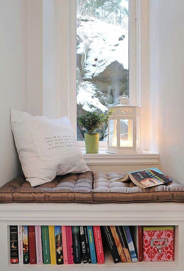 Bookworm's Paradise 1 FALL 2014 TOP 10 HOME DESIGN IDEAS FOR FALL 2014 Bookworms Paradise 1