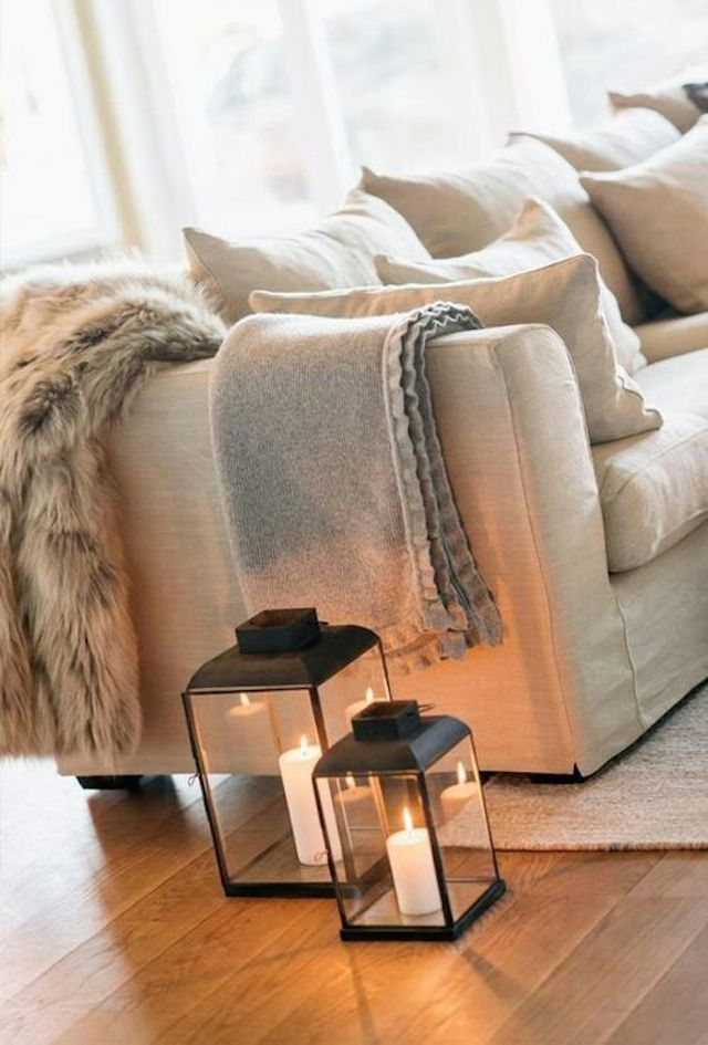candle_cozy_home_4 Fall 2014 FALL 2014 TOP 10 HOME DESIGN IDEAS FOR FALL 2014 candle cozy home 4