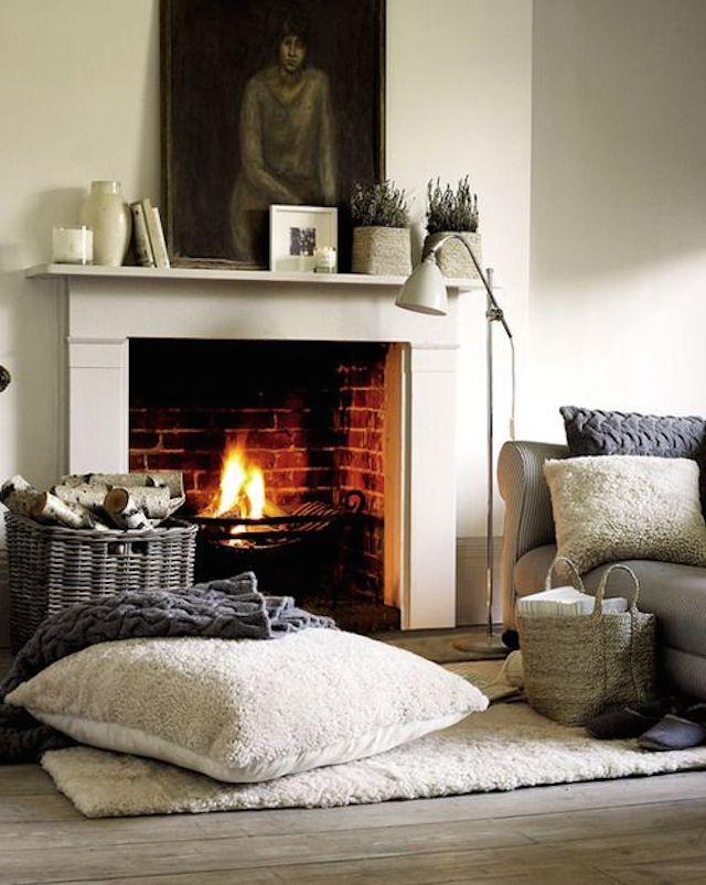 fireplace_cozy_home_11 FALL 2014 TOP 10 HOME DESIGN IDEAS FOR FALL 2014 fireplace cozy home 11