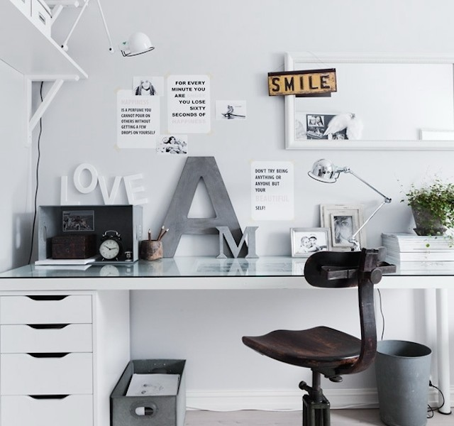 Home office Home office: 10 amazing design ideas home office 9 640x600