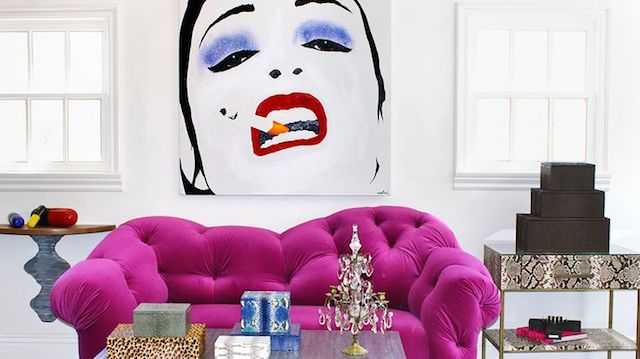 POP ART IN THE INTERIOR: 20 AMAZING IDEAS  pop art 7