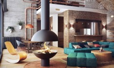 Loft style Loft style: TOP 20 amazing interior design ideas loft 4 234x141