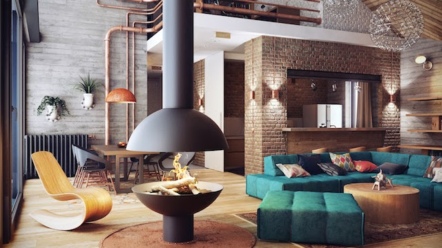 Loft style Loft style: TOP 20 amazing interior design ideas loft 4