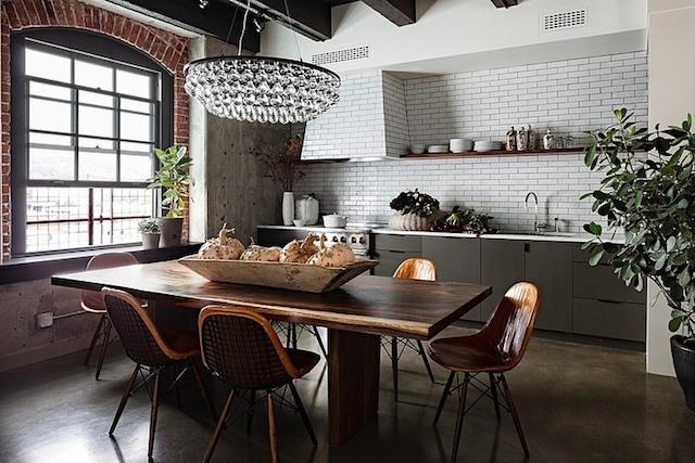 Loft Style Top 20 Amazing Interior Design Ideas 5