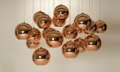 Designer ideas featuring Copper lighting