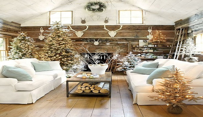 Christmas decoration Home Design Ideas: tips and suggestions for your Christmas decoration resize