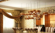 pendant lighting Best modern pendant lighting for your living room 5582 234x141