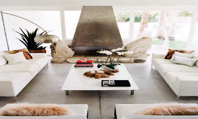tall lamps Modern projects: Find the best use for tall lamps A California home d  cor using tall lamps feat2