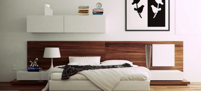 Table Lamp Choose a Table Lamp for your Bedroom Clean and Modern Bedroom Design