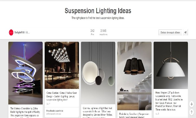 The 10 best interior lighting pinterest boards The 10 best interior lighting pinterest boards feat