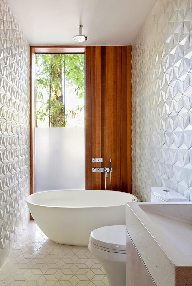 bathroom wall tile ideas  home design ideas, Bathroom decor