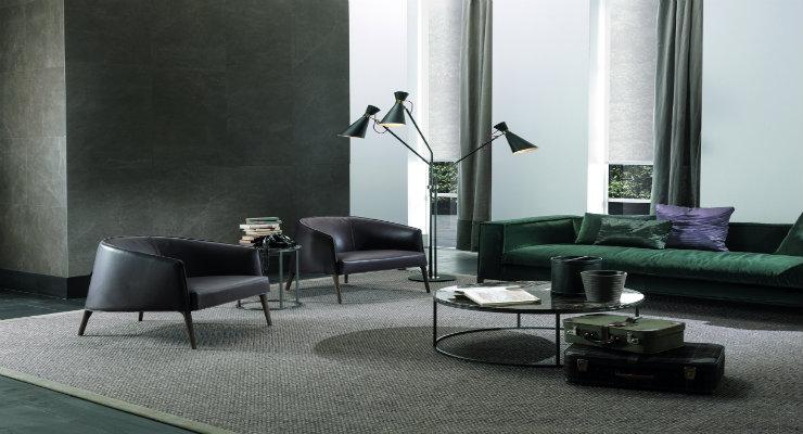 mid century modern style Mid century modern style with floor lamps delightfull frigerio partner simone standing lamp 03