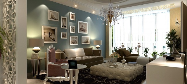 Choose A Chandelier For Your Living Room