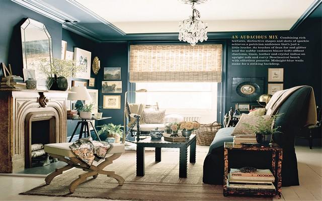 Interior design ideas home design ideas for Eclectic interior design