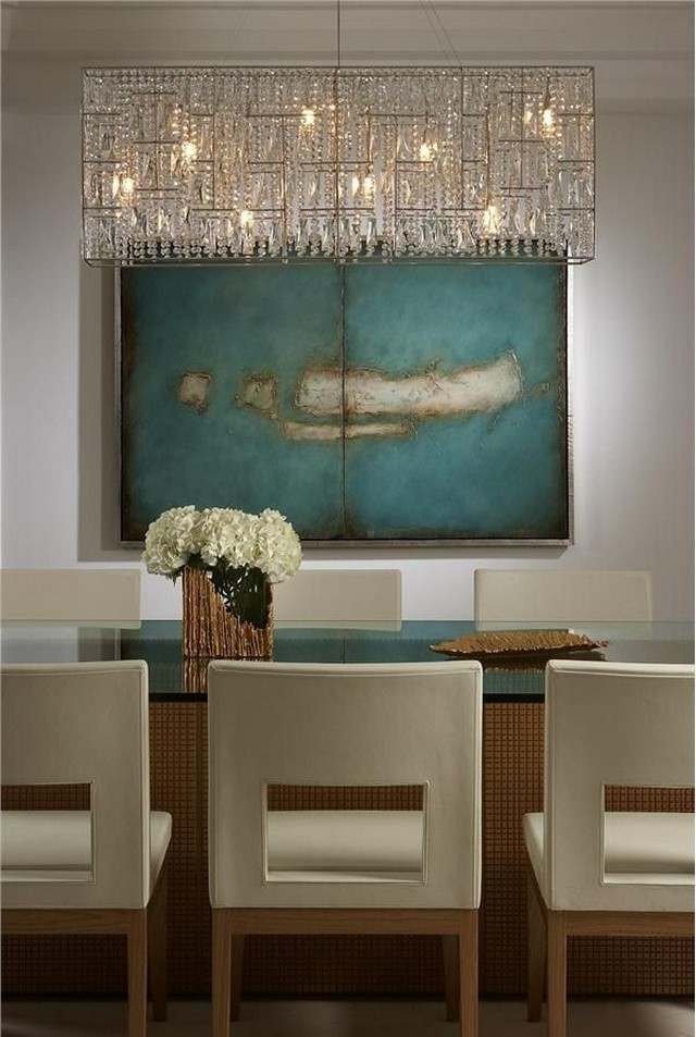 Found Here The Best Rectangular Chandelier Ideas For Christmas Table
