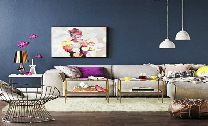 10 Modern living rooms: tips on how to be happy with winter blues  10 Modern living rooms fea