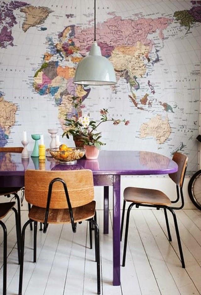 10 kitchen wallpaper ideas 3