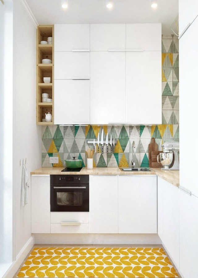 10 Kitchen Wallpaper Ideas 5 The Best Patterned Tiles And For Your