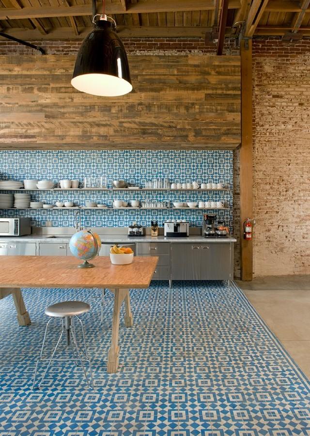 10 kitchen wallpaper ideas 7